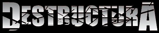 Destructura - Logo