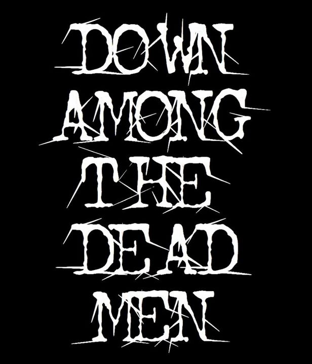 Down Among the Dead Men - Logo