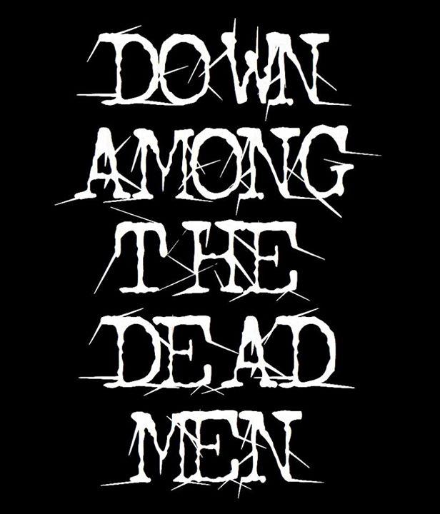 Down Among the Dead Men - Logo