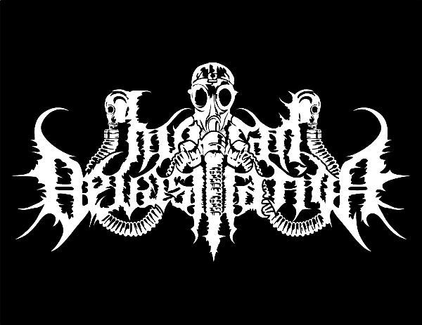 Human Devastation - Logo