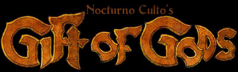 Gift of Gods - Logo