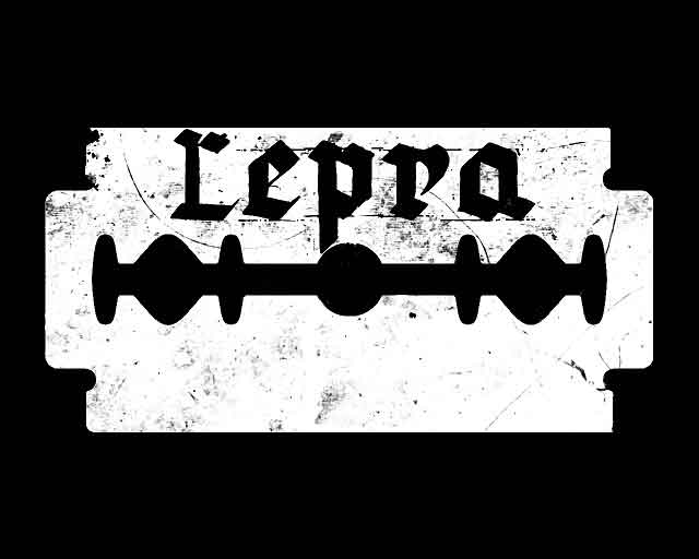 Lepra - Logo