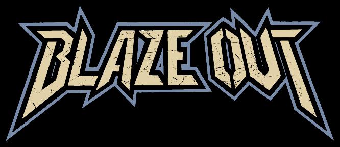 Blaze Out - Logo