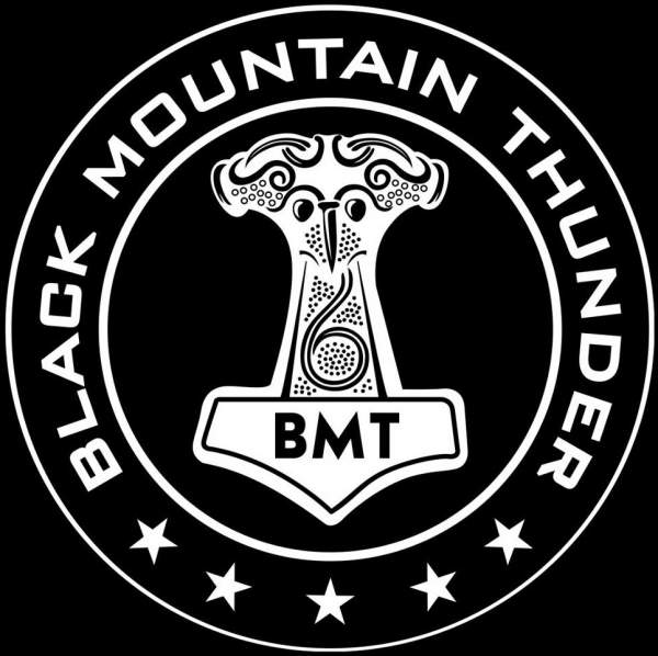 Black Mountain Thunder - Logo