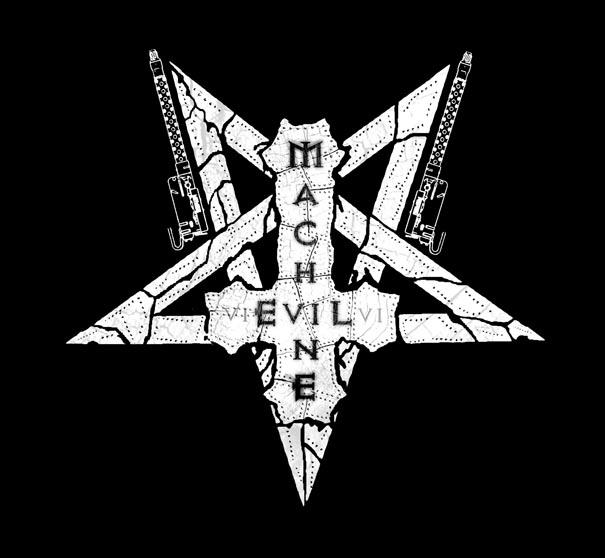 Evil Machine - Logo