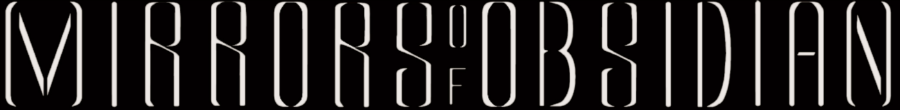 Mirrors of Obsidian - Logo