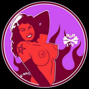 Bordel Inferno - Logo