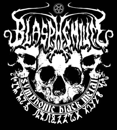 Blasphemium - Logo