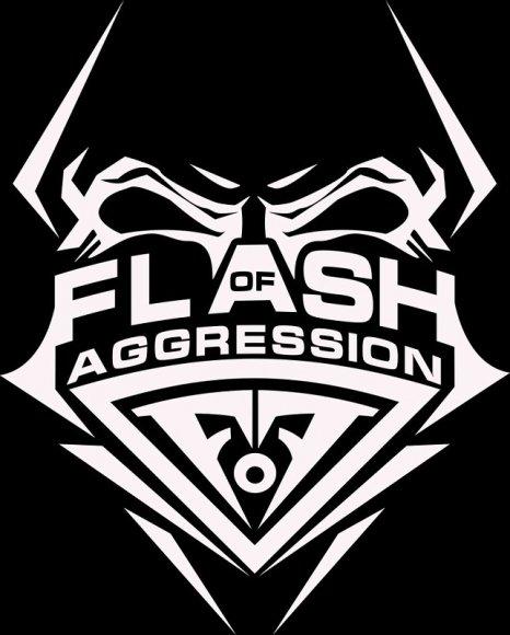 Flash of Aggression - Logo