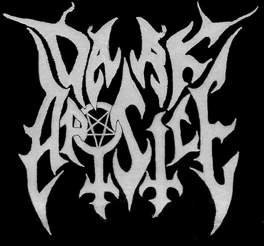 Dark Apostle - Logo