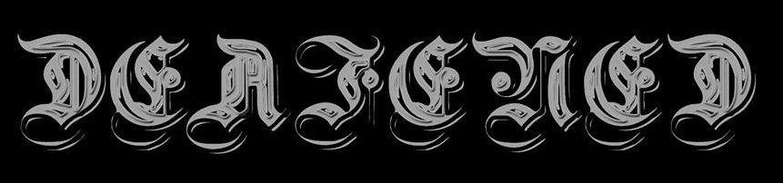 Deafened - Logo
