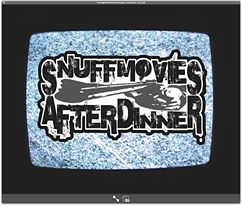 Snuff Movies After Dinner - Logo
