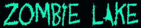 Zombie Lake - Logo