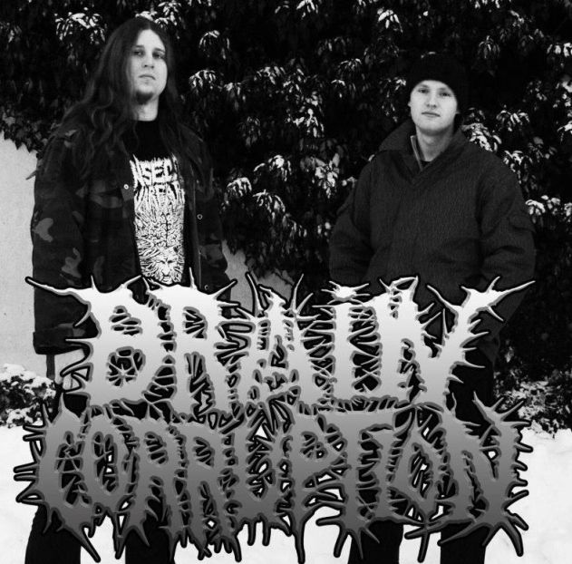 Brain Corruption - Photo