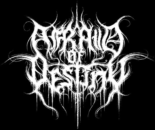 Afraid of Destiny - Logo