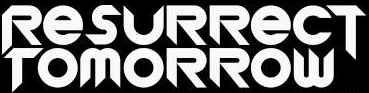 Resurrect Tomorrow - Logo