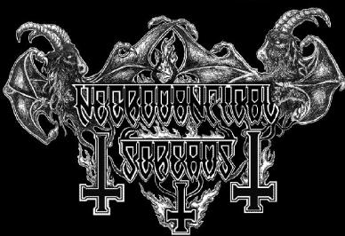 Necromantical Screams - Logo