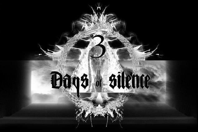 3 Days of Silence - Logo