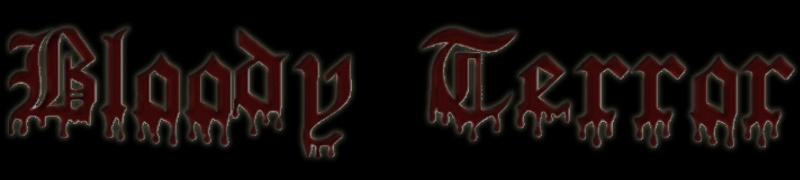 Bloody Terror - Logo