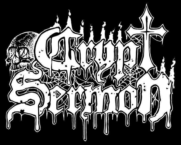 Crypt Sermon - Logo