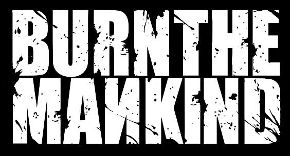 Burn the Mankind - Logo