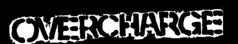 Overcharge - Logo