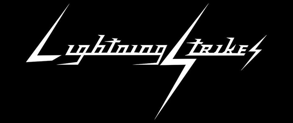 Lightning Strikes - Logo