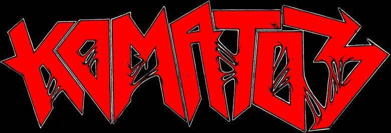 Коматоз - Logo