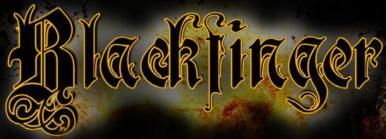 Blackfinger - Logo