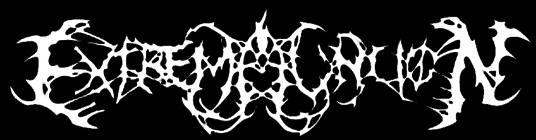 Extremaunción - Logo