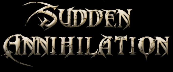 Sudden Annihilation - Logo