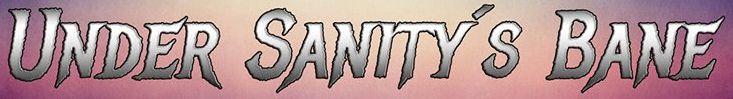 Under Sanity's Bane - Logo
