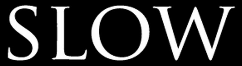Slow - Logo