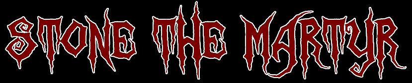 Stone the Martyr - Logo