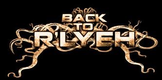 Back to R'lyeh - Logo