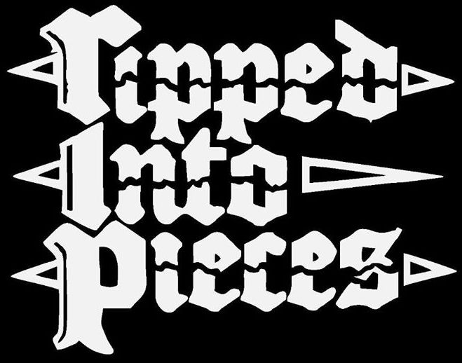 Ripped into Pieces - Logo