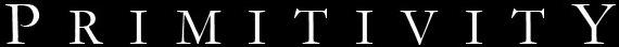 Primitivity - Logo