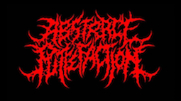 Abstract Putrefaction - Logo