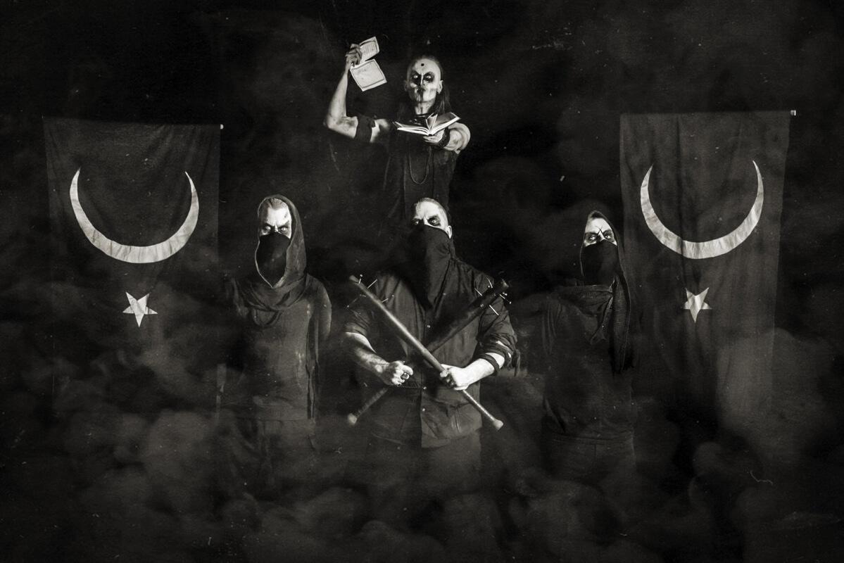 Curse upon a Prayer - Photo