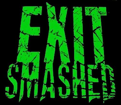 Exit Smashed - Logo