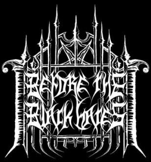 Before the Black Gates - Logo