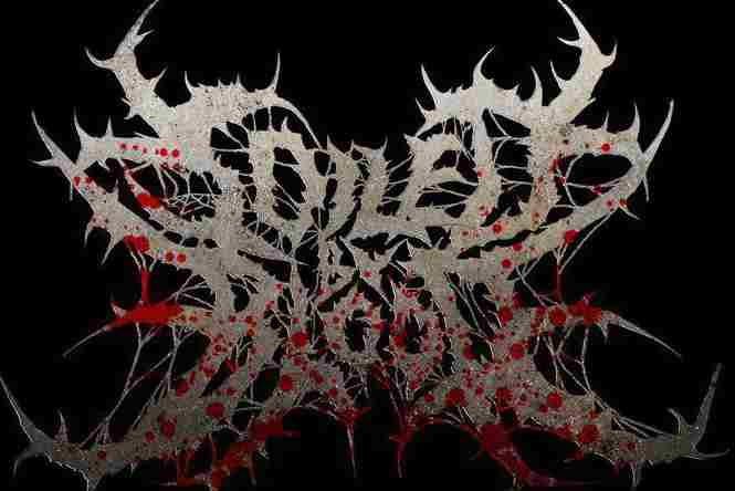 Soiled by Blood - Logo