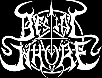 Bestial Whore - Logo