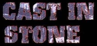 Cast in Stone - Logo