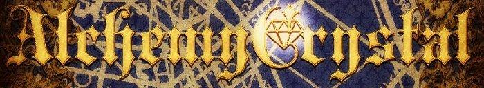 Alchemy Crystal - Logo