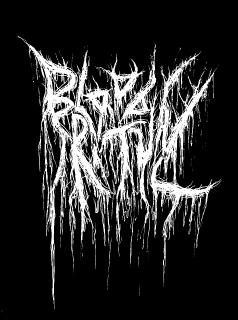 Blood Ritual - Logo