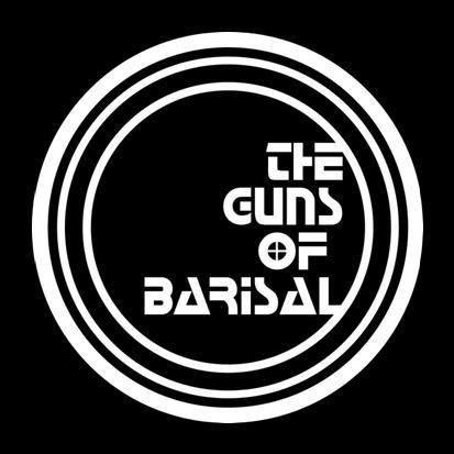 Guns of Barisal - Logo