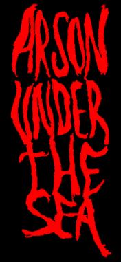Arson Under the Sea - Logo