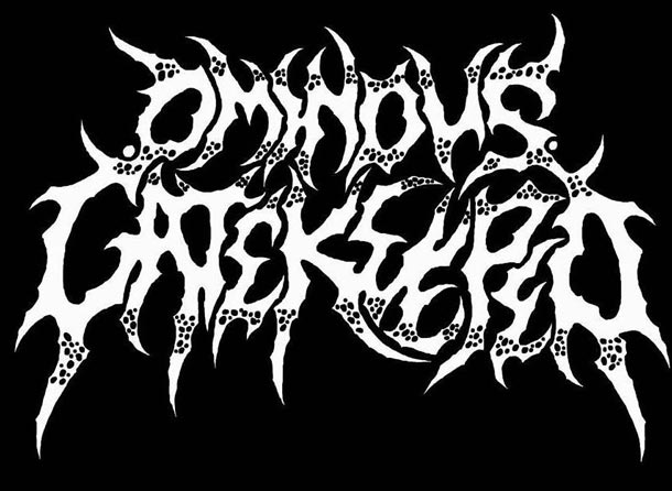 Ominous Gatekeeper - Logo