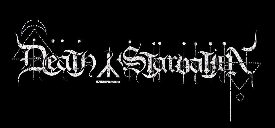 Death by Starvation - Logo